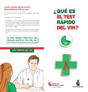 Actualización para farmacéuticos en la realización de test de diagnóstico rápido de VIH